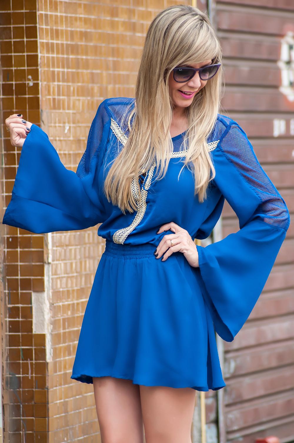 Carol Gaia look Tropical Fashion