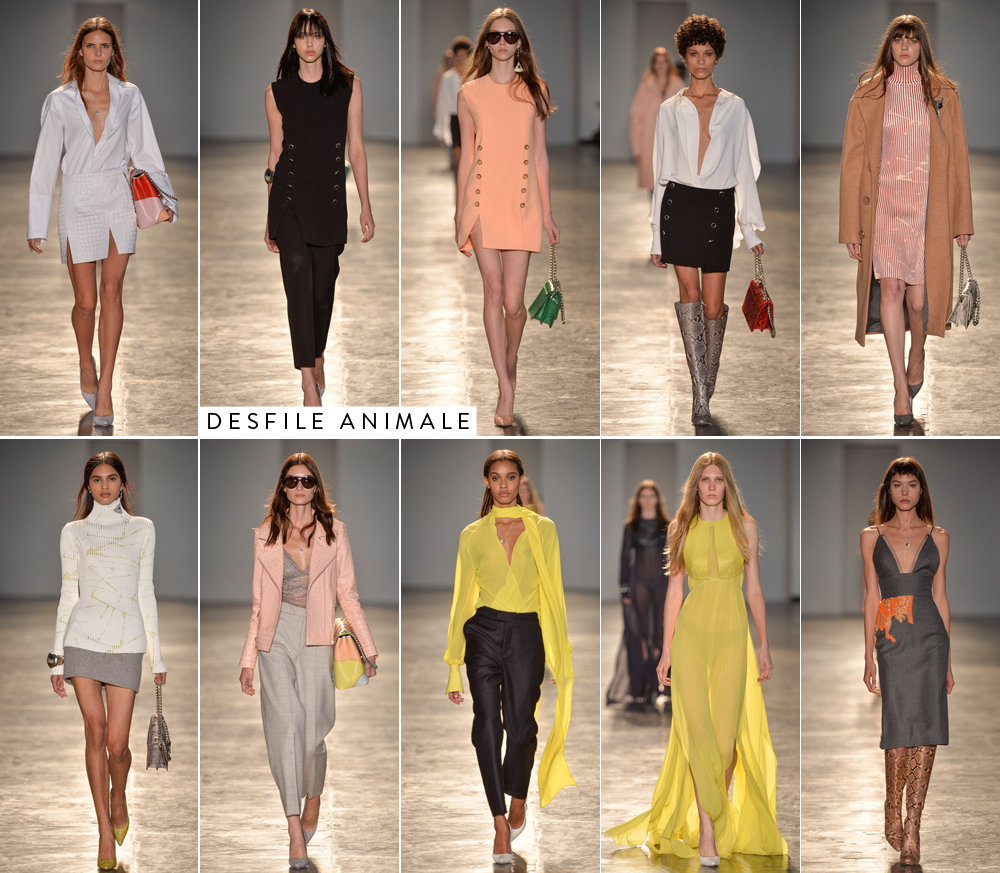 desfile animale spfw