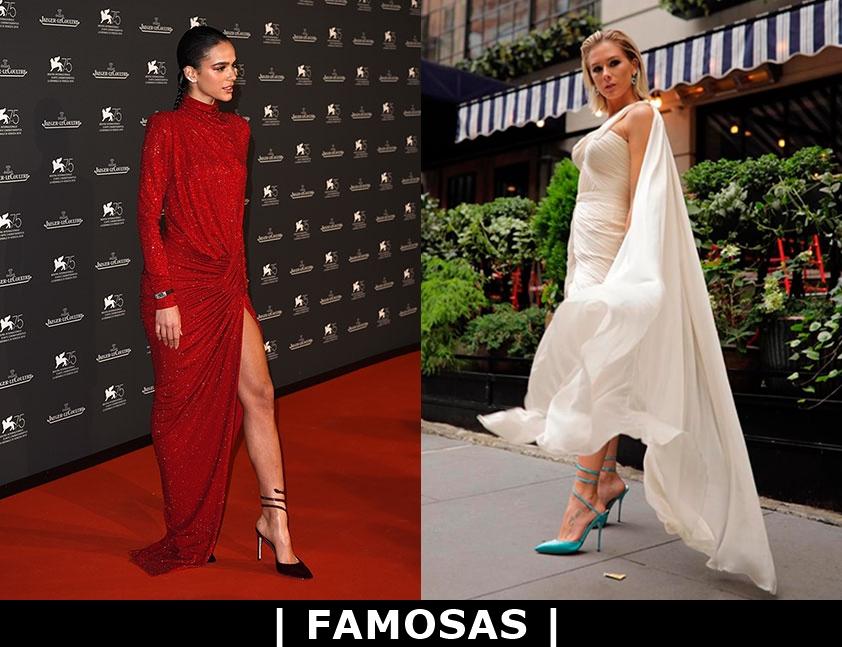 0e3021e2f O modelo favorito das brasileiras é o Cleo, um ícone da label, que tem  também variações como sandália, flat mule, com salto bloco, rasteira…