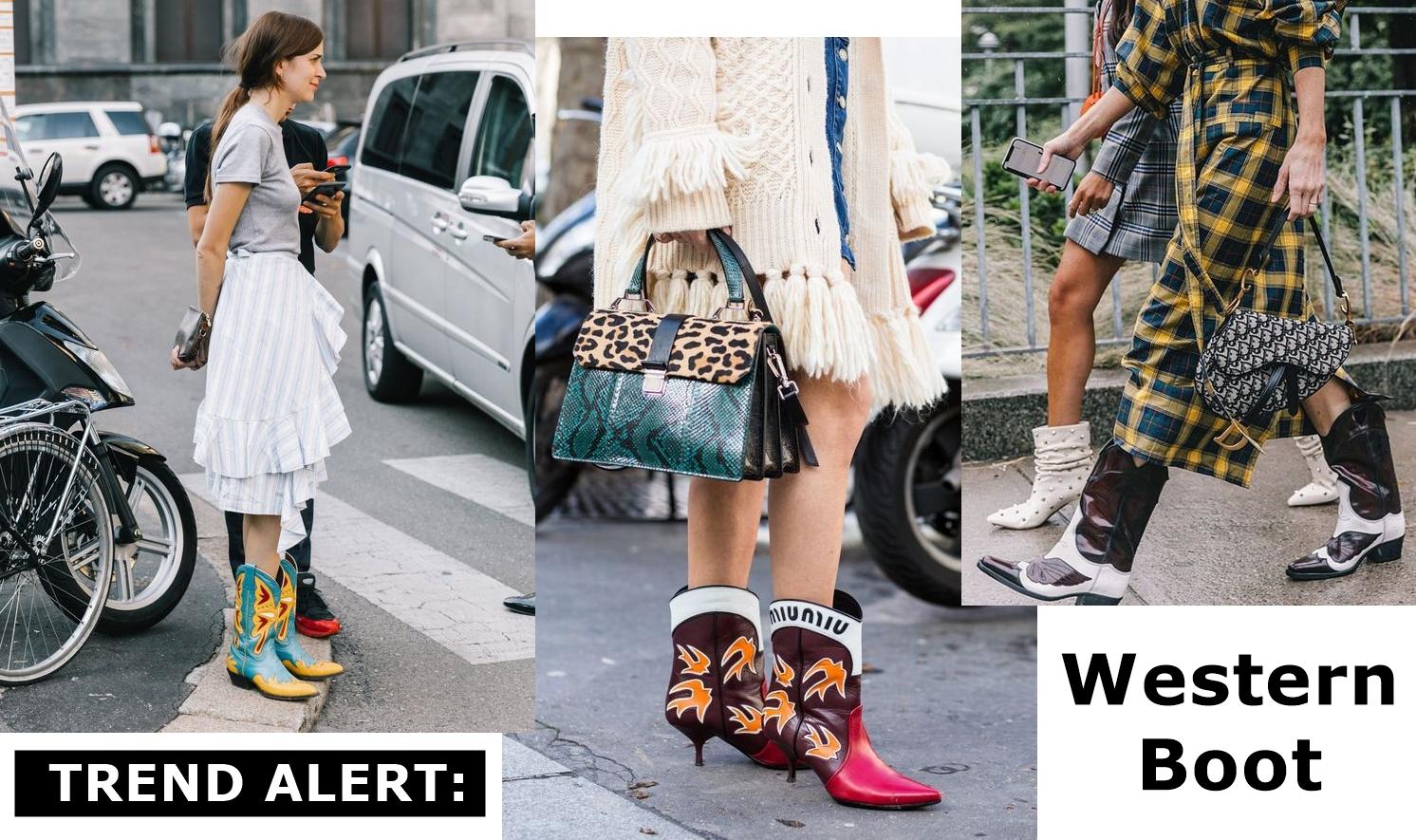 7166f1d9747d1 De fato as botas western ou cowboy boots vão ter lugar cativo nos pés das  fashionistas. E se você ainda não se convenceu dessa trend